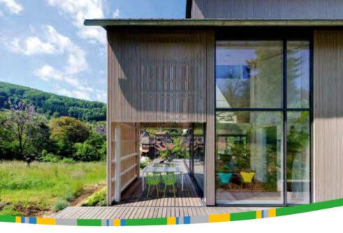Broschüren-Neuerscheinung: Holz – eine attraktive und bewährte Lösung im Wohnungsbau